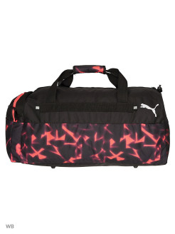 Сумка Fund. Sports Bag Graphic M Puma