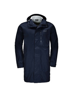 Пальто CROSSTOWN RAINCOAT MEN Jack Wolfskin