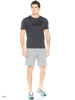 Шорты ESS Sweat Shorts 9' PUMA