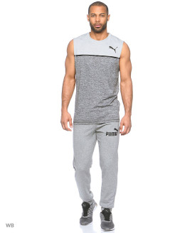Брюки ESS No.1 Sweat Pants, TR, cl PUMA