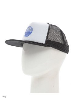 Кепка H TRUCKER  BLACK/WHITE Adidas