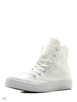 Кеды Chuck Taylor All Star  HI WHITE MONO Converse