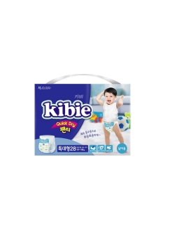 Трусики Kibie Quick Dry (Boy), , Размер Xl, 13-18 Кг, 28 Шт. Kibie