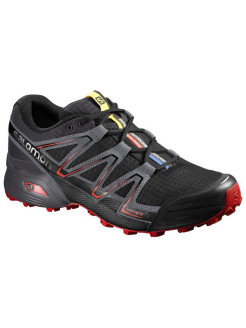 Кроссовки SHOES SPEEDCROSS VARIO BK/Magnet/FIERY R SALOMON