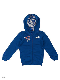 Толстовка STYLE Superman Hooded Sweat Puma
