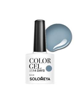 Гель-лак  Color Gel Margaret SCG-011/Маргарет SOLOMEYA