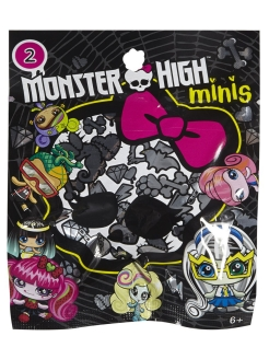 Мини-фигурка Monster High