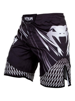 Шорты ММА Shockwave 40 Black/Grey Venum