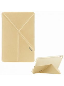 Чехол откидной Apple iPad Mini 4 Remax Transformer Gold REMAX