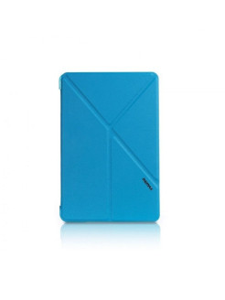 Чехол откидной Apple iPad Mini 4 Remax Transformer Blue REMAX