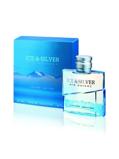 "Т/в ""Ice&Silver Air Savage"" 85 мл муж Parfums Louis Armand"
