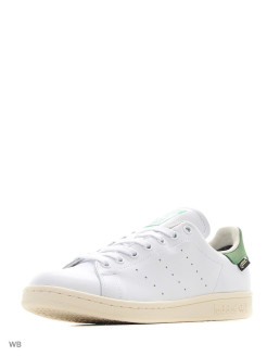 Кеды муж. STAN SMITH GTX FTWWHT/FTWWHT/GREEN Adidas