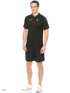 Поло муж. RGY3 OC POLO        BLACK Adidas