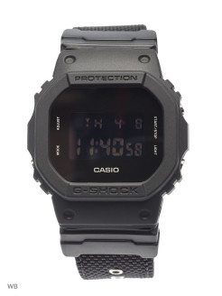 Часы G-Shock DW-5600BBN-1E CASIO