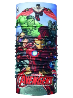 Бандана BUFF 2016-17 Licenses SUPERHEROES JR ORIGINAL BUFF AVENGERS ASSEMBLE MULTI Buff