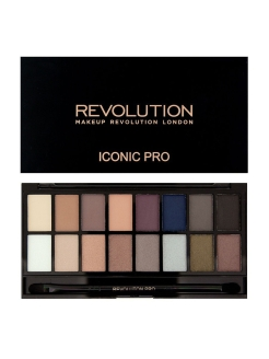 Палетка теней Iconic Pro  2 Revolution Makeup