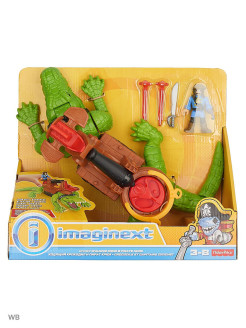 Капитан Крюк и крокодил, Imaginext IMAGINEXT