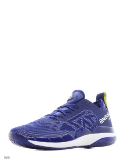 Кроссовки LM CARDIO ULTRA 3.0 PURPLE/WHT/YELLOW/BL Reebok