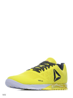 Кроссовки R CROSSFIT NANO 6.0 YELLOW/BLACK/GREY Reebok