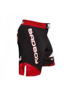 Шорты ММА Legacy II Short Black/Red                                                                  Bad boy