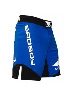 Шорты ММА Legacy II Shorts - Blue/Black Bad boy