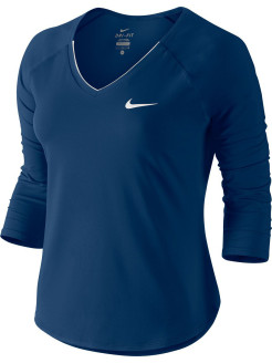 Лонгслив Pure 3/4 Sleeve Top Nike