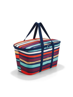 Термосумка Coolerbag artist stripes Reisenthel