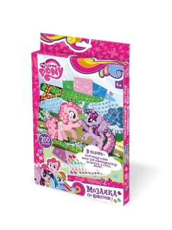 "My little pony. Мозаика  -сингл ""Пони"" My Little Pony"