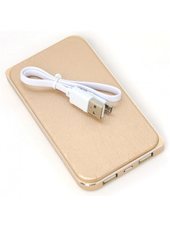 Power Bank 8000 mAh Hoco B14 Gold. Hoco