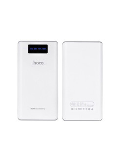 Power Bank 15000 mAh Hoco B3 White. Hoco