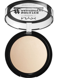 Финишная пудра NOFILTER FINISHING POWDER ALABASTER 01 NYX PROFESSIONAL MAKEUP