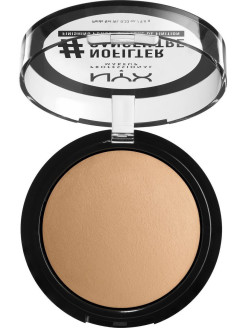 Финишная пудра NOFILTER FINISHING POWDER NYX PROFESSIONAL MAKEUP