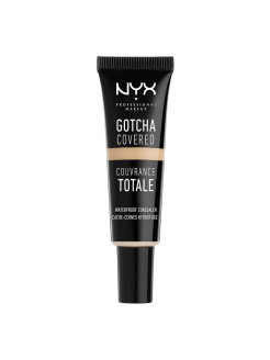 Консилер GOTCHA COVERED CONCEALER - ALABASTER 00 NYX PROFESSIONAL MAKEUP