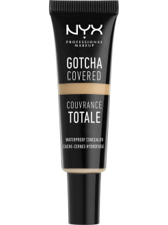 Консилер GOTCHA COVERED CONCEALER - NATURAL 025 NYX PROFESSIONAL MAKEUP