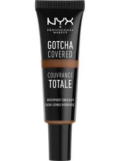 Консилер GOTCHA COVERED CONCEALER - DEEP CARAMEL 095 NYX PROFESSIONAL MAKEUP