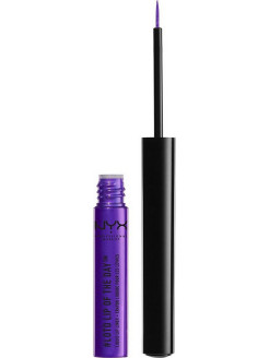 Устойчивая подводка для губ LOTD LIP OF THE DAY LIQUID LIP LINER - TABOO 10 NYX PROFESSIONAL MAKEUP