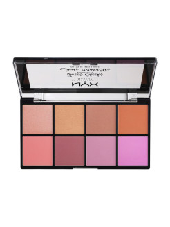Палетка румян SWEET CHEEKS BLUSH PALETTE 01 NYX PROFESSIONAL MAKEUP