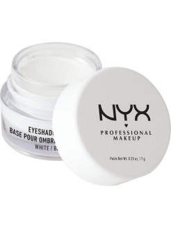 Основа для теней EYE SHADOW BASE - WHITE 01 NYX PROFESSIONAL MAKEUP