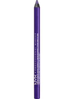 Стойкий карандаш для контура глаз SLIDE ON PENCIL - PURPLE BLAZE 10 NYX PROFESSIONAL MAKEUP