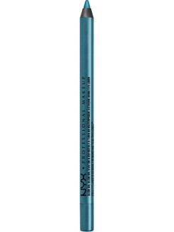 Стойкий карандаш для контура глаз SLIDE ON PENCIL - AZURE 12 NYX PROFESSIONAL MAKEUP