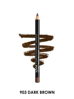 Карандаш для глаз SLIM EYE PENCIL - SATIN BLUE 910 NYX PROFESSIONAL MAKEUP
