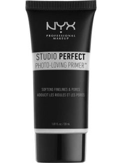 Основа для макияжа STUDIO PERFECT PRIMER - CLEAR 01 NYX PROFESSIONAL MAKEUP
