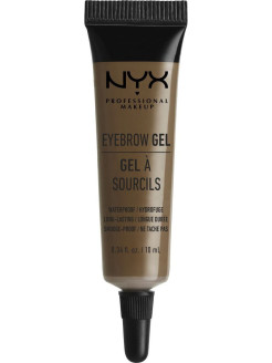 Гель для бровей EYEBROW GEL - BRUNETTE 03 NYX PROFESSIONAL MAKEUP