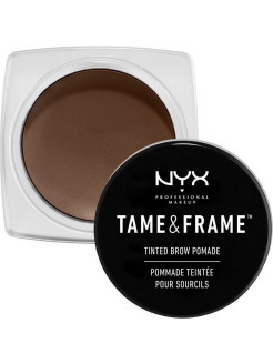 Помада для бровей TAME & FRAME TINTED BROW POMADE - CHOCOLATE 02 NYX PROFESSIONAL MAKEUP