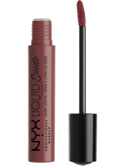 Жидкая губная помада LIQUID SUEDE CREAM LIPSTICK NYX PROFESSIONAL MAKEUP