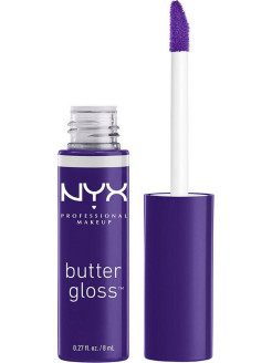 Увлажняющий блеск для губ BUTTER LIP GLOSS - GELATO 34 NYX PROFESSIONAL MAKEUP