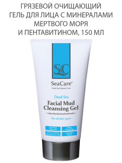 Gel, 150 ml SeaCare