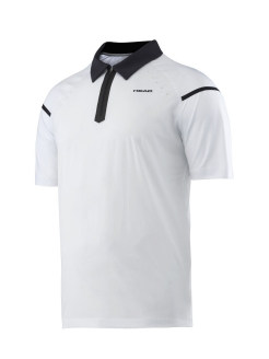 Футболки-поло Performance M Polo Shirt (WH) HEAD