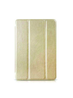 Чехол откидной Apple iPad 2 / 3 / 4 Hoco Crystal Champagne gold Hoco