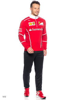Джемпер SF Team Half Zip Fleece Puma